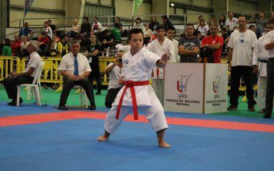Centro Bujutsu de Mangualde arrecada o 2º lugar na Liga Olímpica de Parakaraté