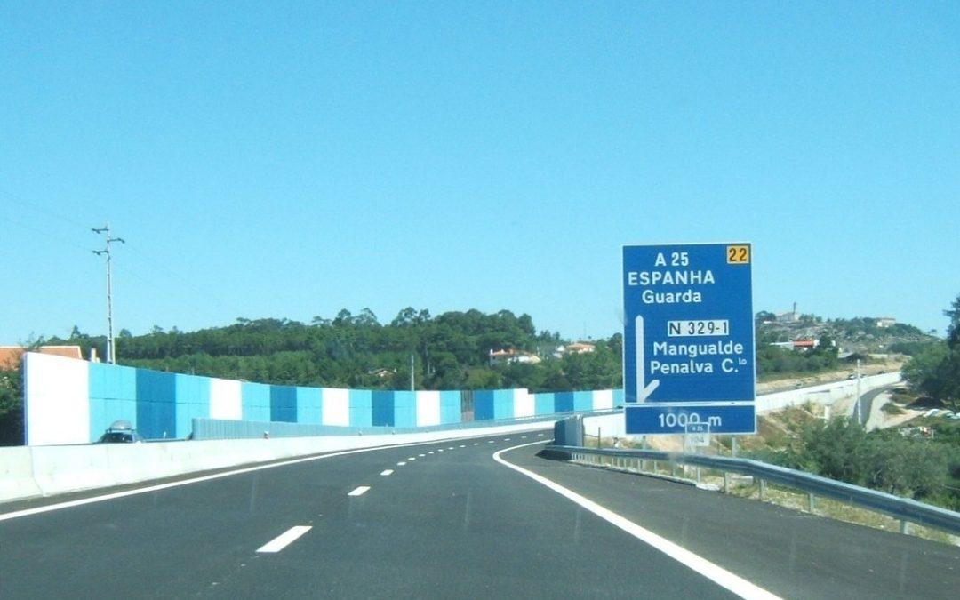 PEV Exige a Abolição das Portagens na A25