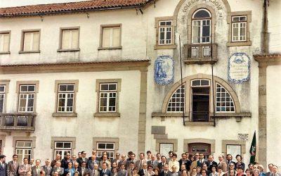 O 19 de Março e o antigo Colégio de José e Sta. Maria