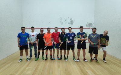 SQUASH – Nelson Pereira vence Torneio Ourivesaria Sonho d´Ouro 2019