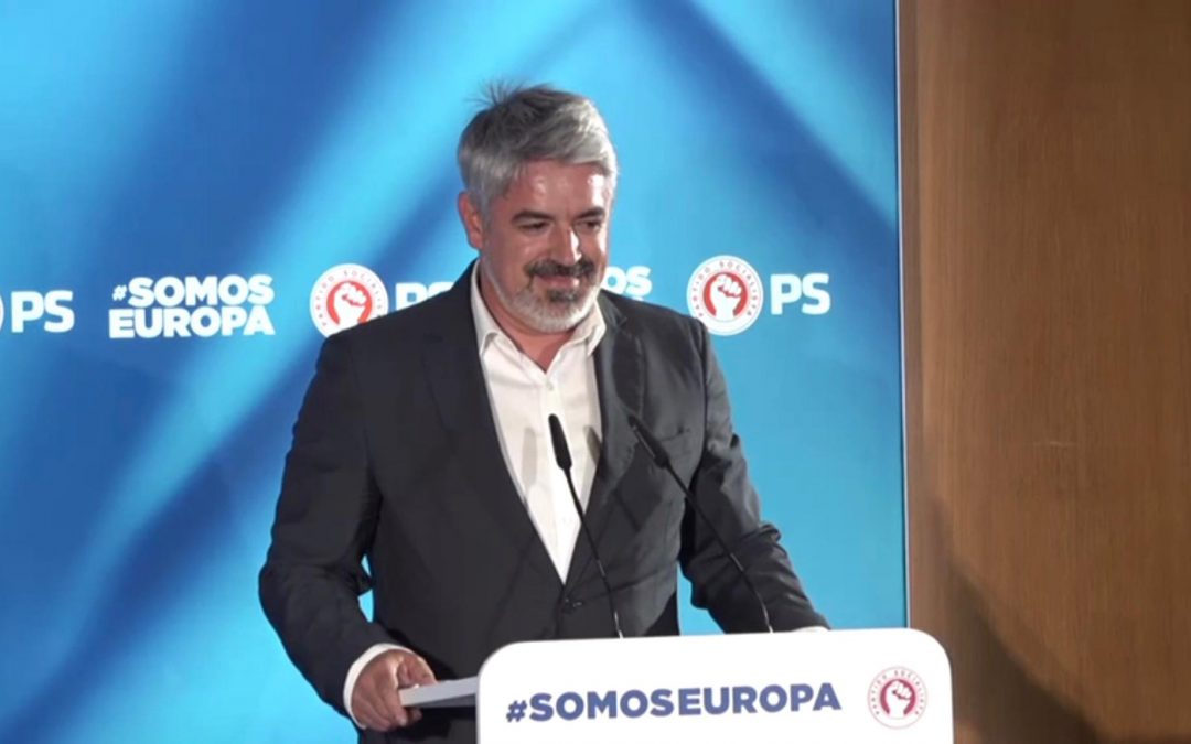 PS vence Europeias no concelho de Mangualde com 40,8%