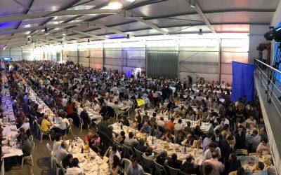 Cerca de 2500 pessoas em Mangualde no arranque oficial da campanha para as Europeias do PS