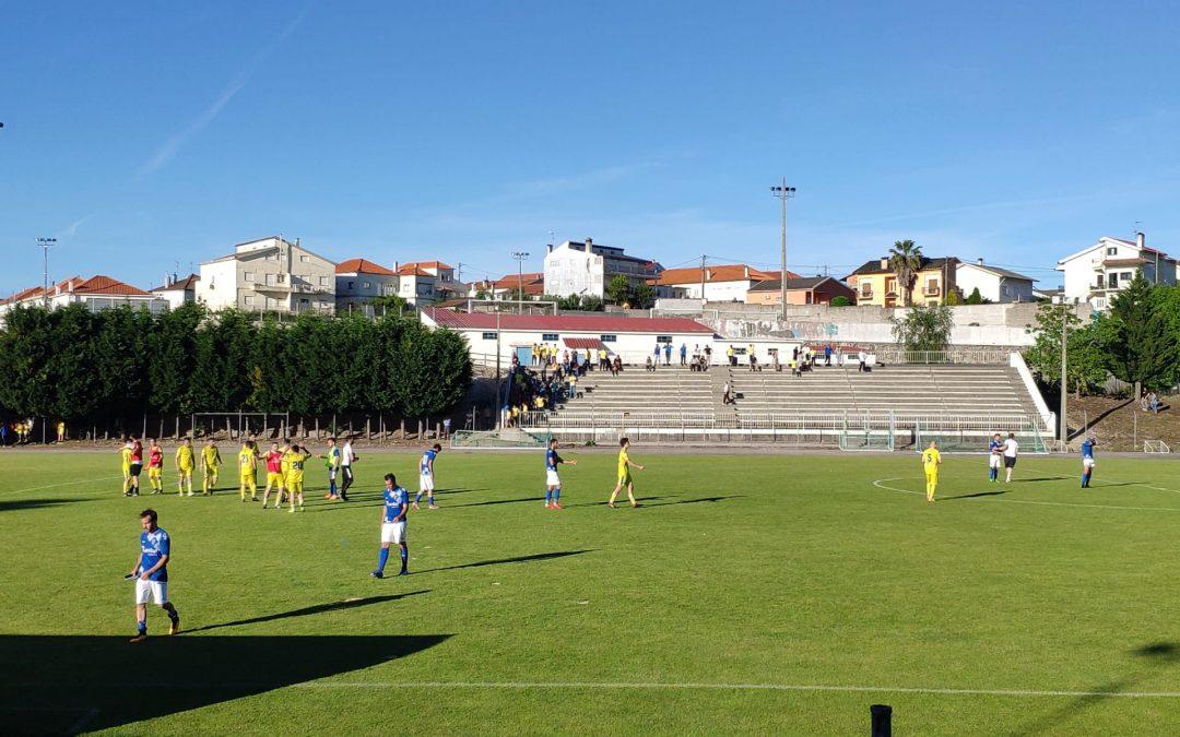 Grupo Desportivo de Mangualde sobe de divisão