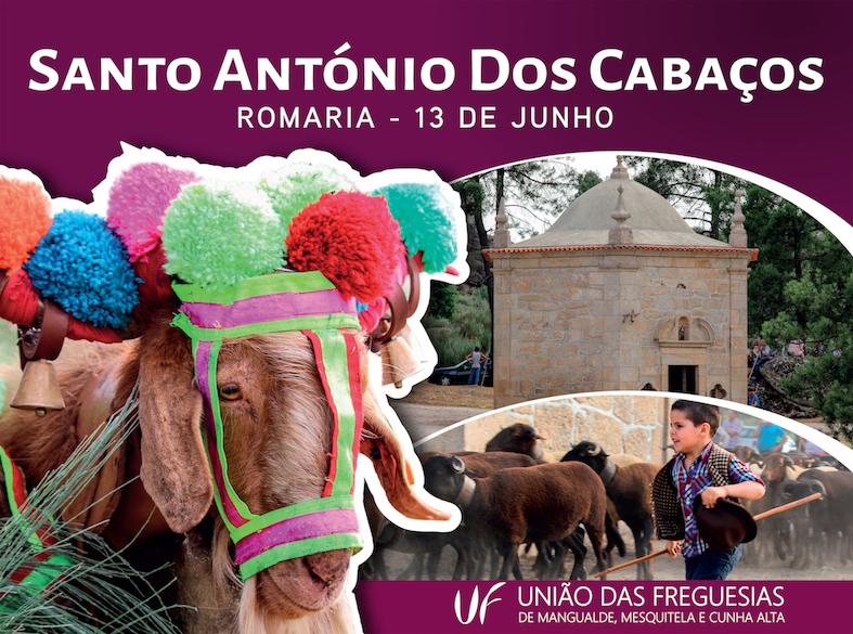 Festas dos Santos Populares em Mangualde, romagem feita de saudade ao St. António e ao S. João doutros tempos  mas, hoje, ainda mais vivas e lindas!