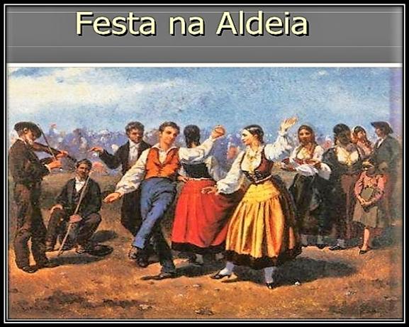 Há festa na aldeia! Como eram as festas das aldeias do concelho de Mangualde, anos 50 e 60…