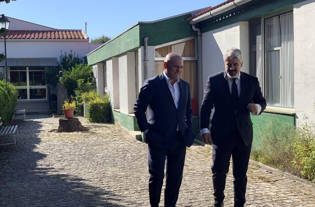 Reabilitação do Lar Morgado do Cruzeiro, vai avançar. 1.500.000€ de custo com a comparticipação de 900.000€