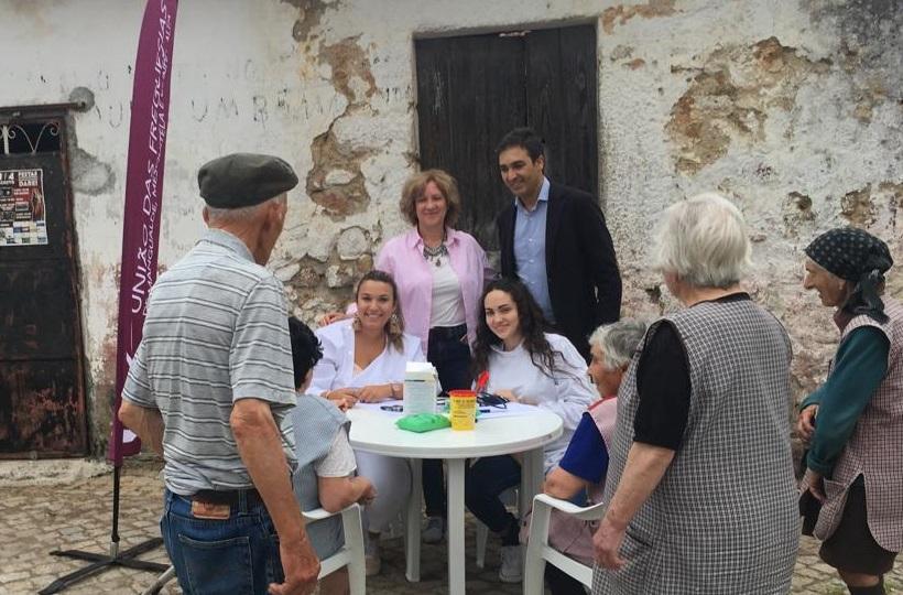 """Projeto """"mais Vida"""" chega às aldeias da Freguesia de Mangualde"""