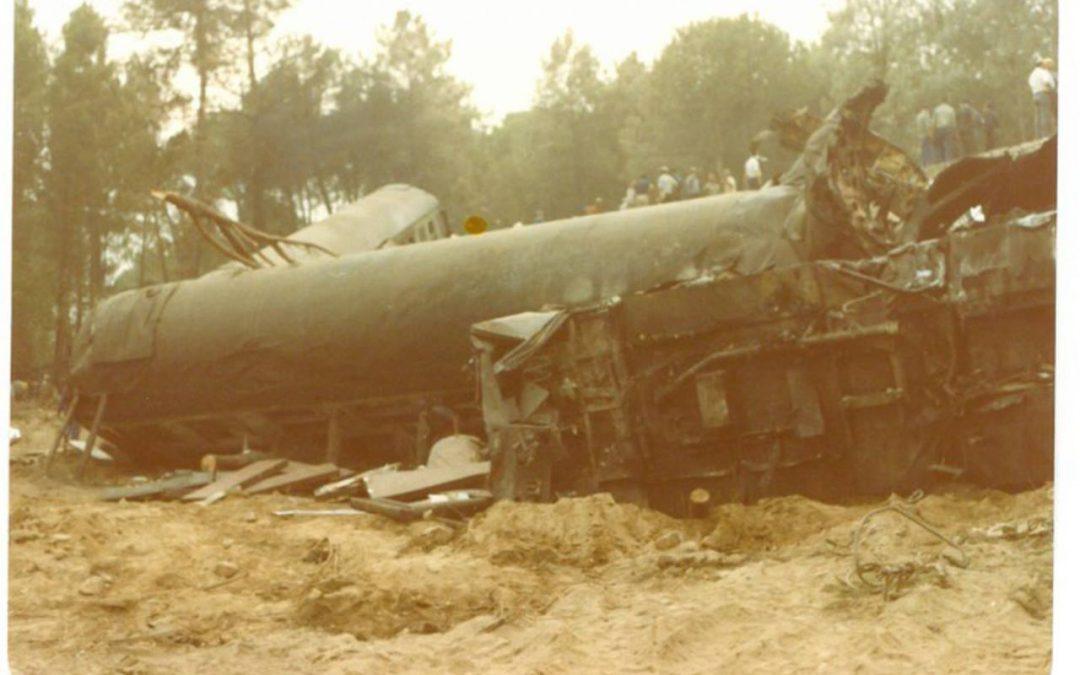 Recordar as Vítimas do Acidente Ferroviário de Alcafache