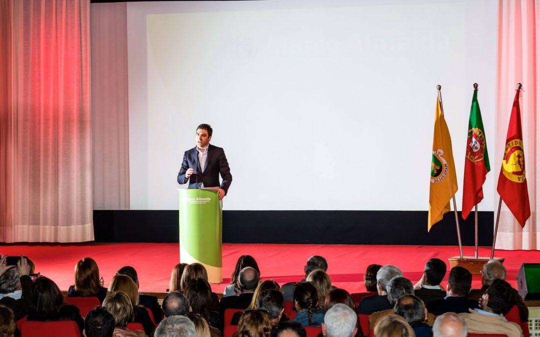 """""""Marco Almeida, terá todo o meu apoio"""" – Jorge Coelho"""