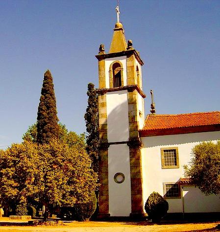 Missa celebrada em Santiago de Cassurrães