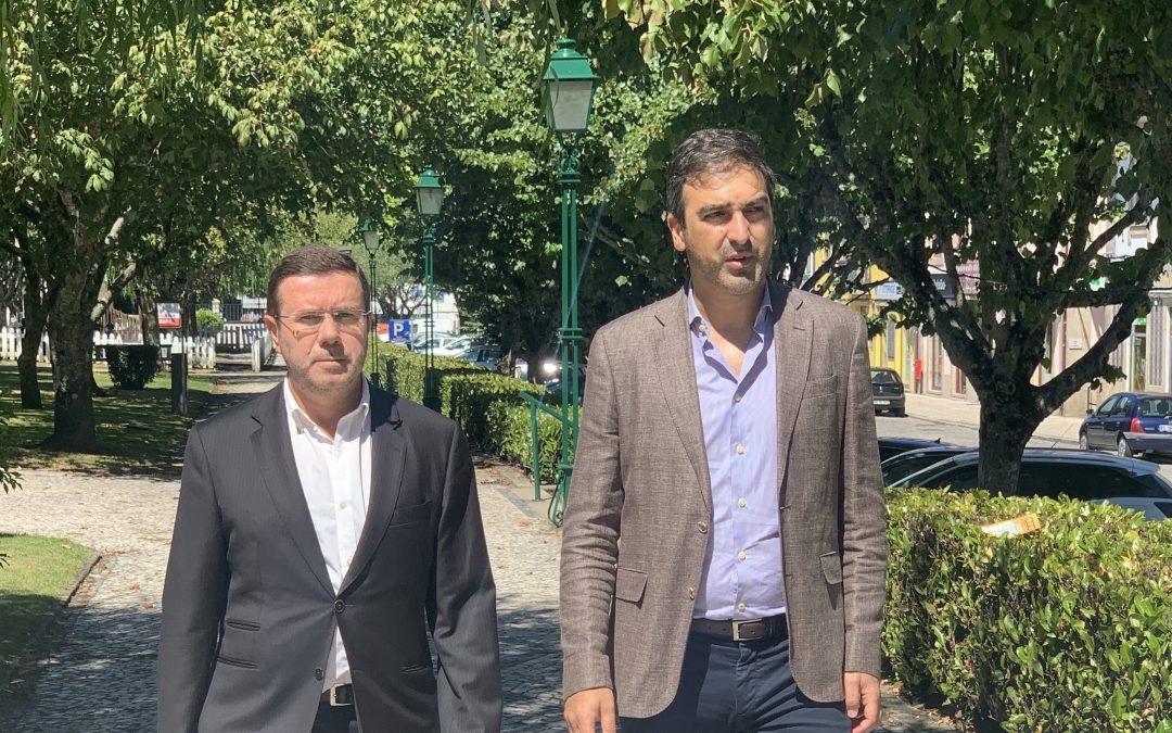 Marco Almeida escolhe Elísio Oliveira para candidato à Assembleia Municipal