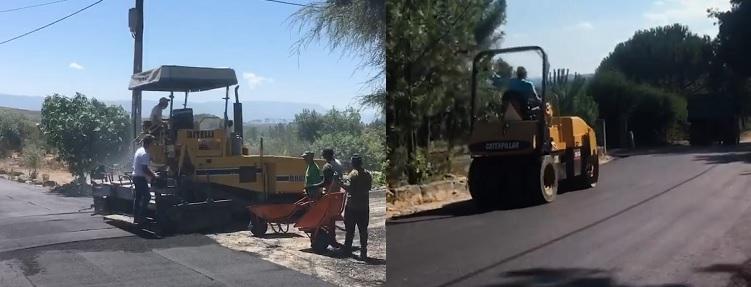 Concluídas as obras de pavimentação parcial da rua quinta do gorgulhão e travessa do gorgulhão em Mangualde
