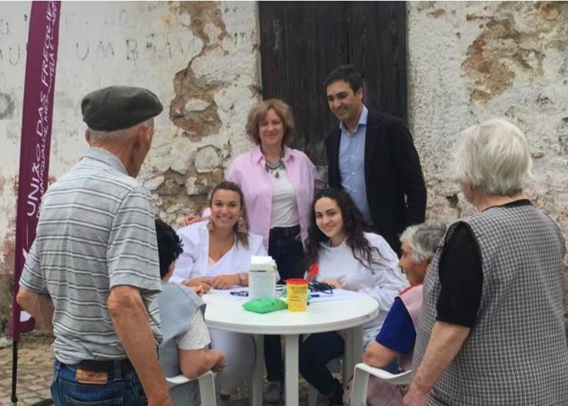 """Junta volta a organizar o projeto """"maisVida"""" nas aldeias da Freguesia Mangualde, Mesquitela e Cunha Alta"""