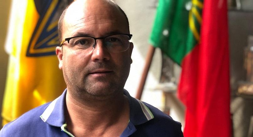 Entrevista com o treinador da equipa sénior do GDM, prof. João Bento