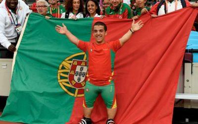 Mangualdense Miguel Monteiro conquista medalhas de ouro na Polónia