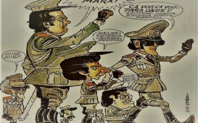 25 de Novembro de 1975, o evento político militar que repôs e consolidou a Liberdade e a Democracia em Portugal