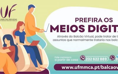 Balcão Virtual já disponível na Junta de Freguesia de Mangualde, Mesquitela e Cunha Alta