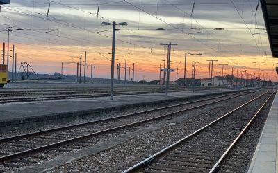 Governo moderniza mais um troço da Linha da Beira Alta