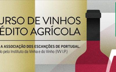 Vencedores da 7º edição do Concurso de Vinhos do Crédito Agrícola