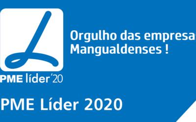 Mangualde – 18 empresas em 2020 alcançaram o estatuto de PME Líder