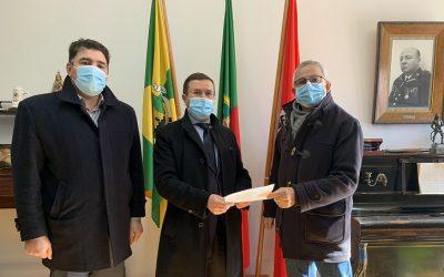 Câmara Municipal de Mangualde, incentiva ao voluntariado para os Bombeiros