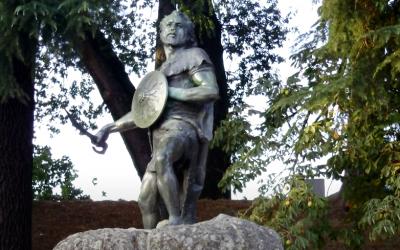 De que povos históricos emergem as populações das velhas terras de Azurara da Beira, Concelho de Mangualde?