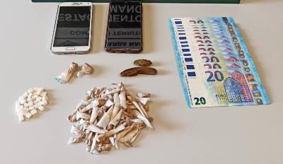 Mangualde- Dois detidos por tráfico de droga