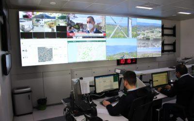 Mangualde com videovigilância para a prevenção de incêndios florestais