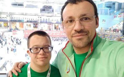 João Azevedo conquista o 2º lugar no Campeonato Europeu