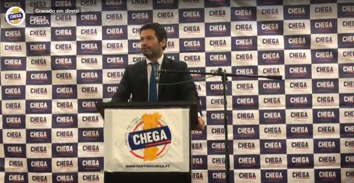 Chega apresentou candidato a Mangualde