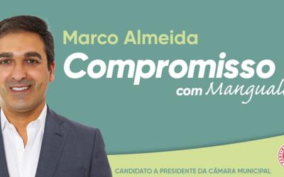 """Marco Almeida dá o """"pontapé de saída"""" nas Autárquicas 2021"""