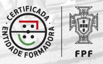 Grupo Desportivo de Mangualde – Escola de Futebol 2 Estrelas
