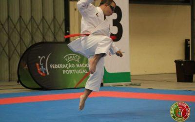 João Azevedo, Campeão Nacional Parakaraté 2021