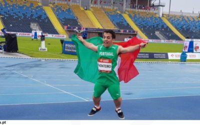 Mangualdense Miguel Monteiro é Campeão da Europa