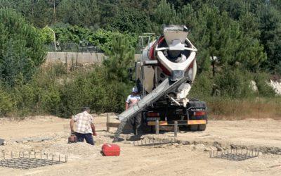 Mangualde: arrancaram as obras para a sede da Associação Os Ciências, em S Cosmado
