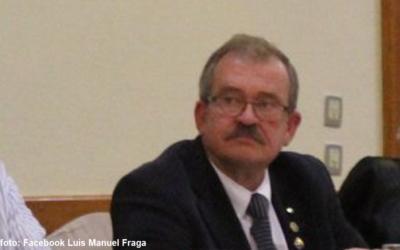 Luis Fraga é o novo presidente do Rotary Clube de Mangualde