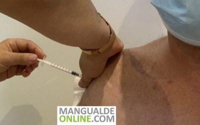 Covid-19: mais de 15 mil doses de vacinas administradas em Mangualde