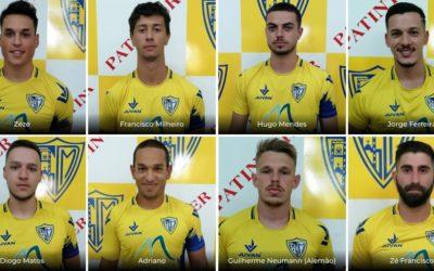 O Grupo Desportivo de Mangualde já iniciou a temporada 2021/22.
