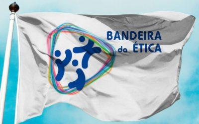 Bandeira de Ética atribuída ao Grupo Desportivo de Mangualde
