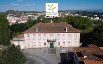"""Palácio Anadia – Mangualde distinguido com o prémio """"Traveler ́s Choice 2021"""""""