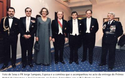 FALECEU O (ex) PRESIDENTE DA REPÚBLICA DR JORGE SAMPAIO | ALGUMAS RECORDAÇÕES MENORES MINHAS, AO SEU SERVIÇO