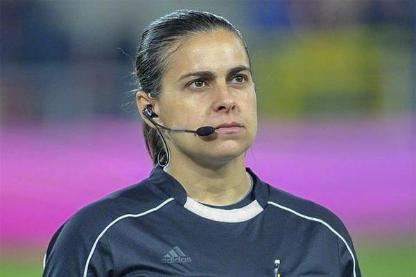 Mangualdense Olga Almeida na Liga dos Campeões
