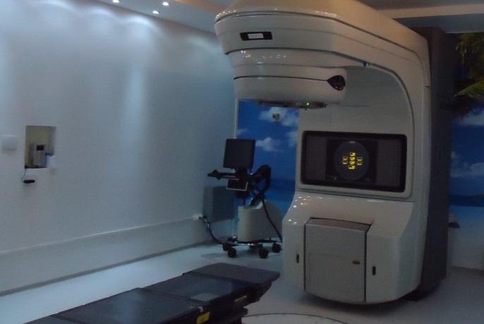 Centro de Ambulatório de Radioterapia do Centro Hospitalar de Tondela-Viseu em 2022